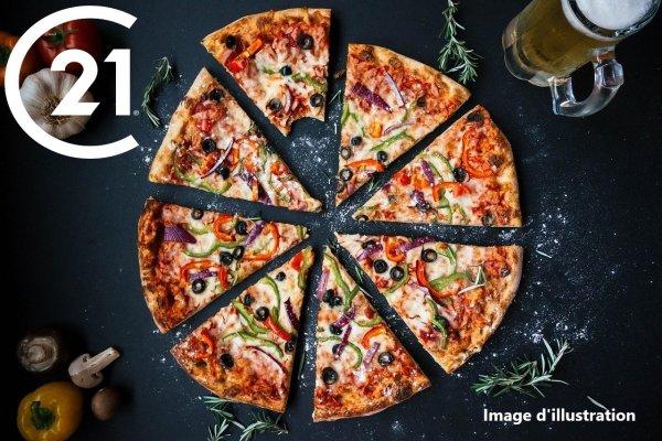 Pizzeria Restaurant Licence IV  - Crêperie Pizzeria