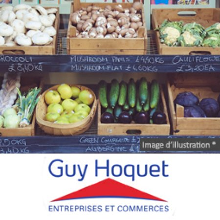 Epicerie  - Commerce Alimentaire